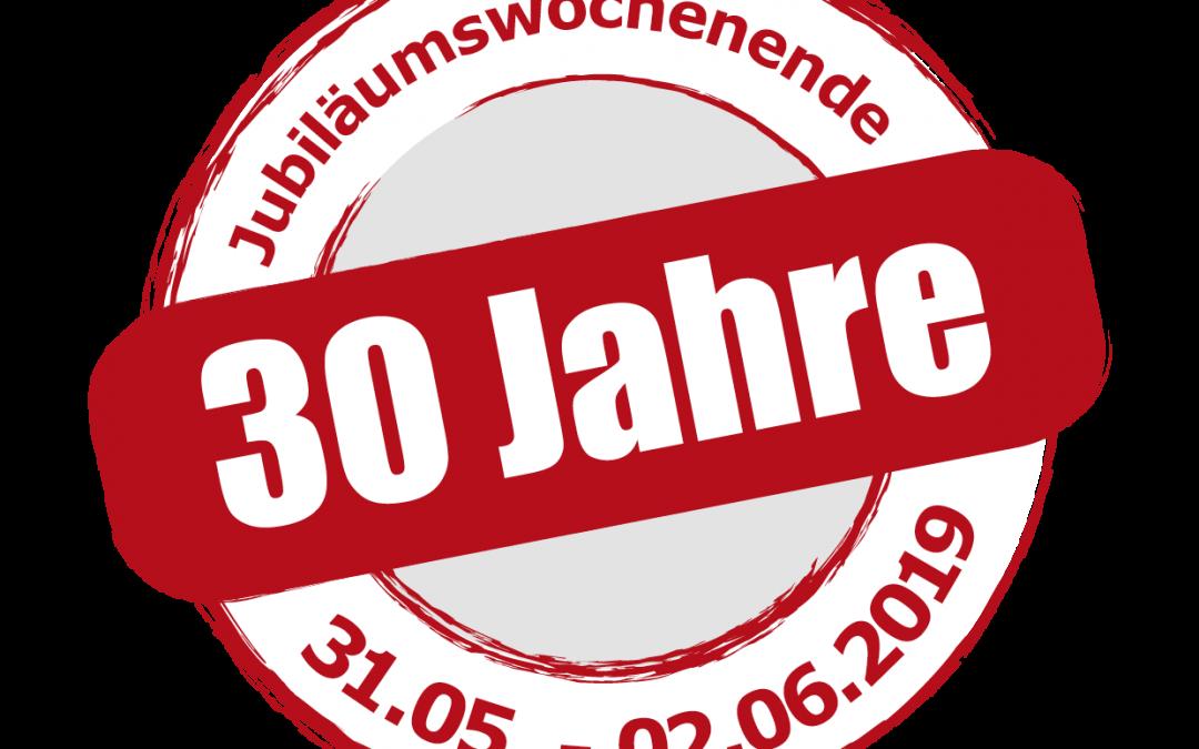 30 Jahre Holzbau Werner – so haben wir gefeiert!