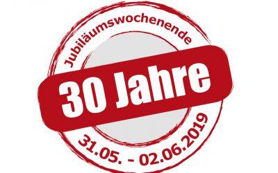 30 Jahre Holzbau Werner / 31.05. bis 02.06.19